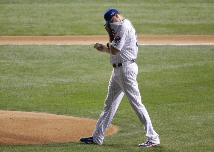 Jason Hammel, CHC/// Game 4, NLCS v NYM, Oct 21, 2015  (ap photo/david goldman)