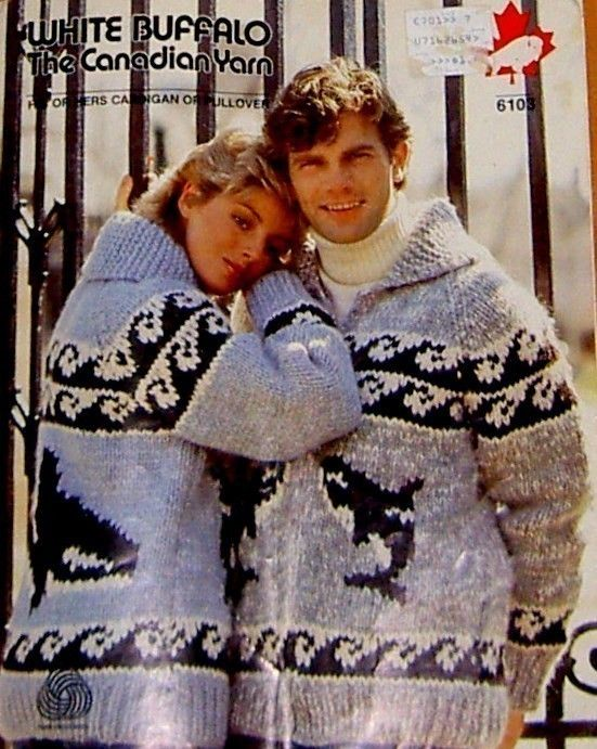 5b3dc539d COWICHAN Sweater Knitting Pattern KILLER WHALE from Raincoaststudio ...