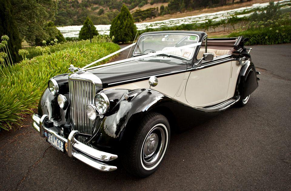 Www Tripler Com Au Jaguar Mk5 Convertible In Two Tone This Wedding Car Is Just Stunning In Appearance And Perfect Fo Wedding Car Jaguar Classic Classic Jaguar