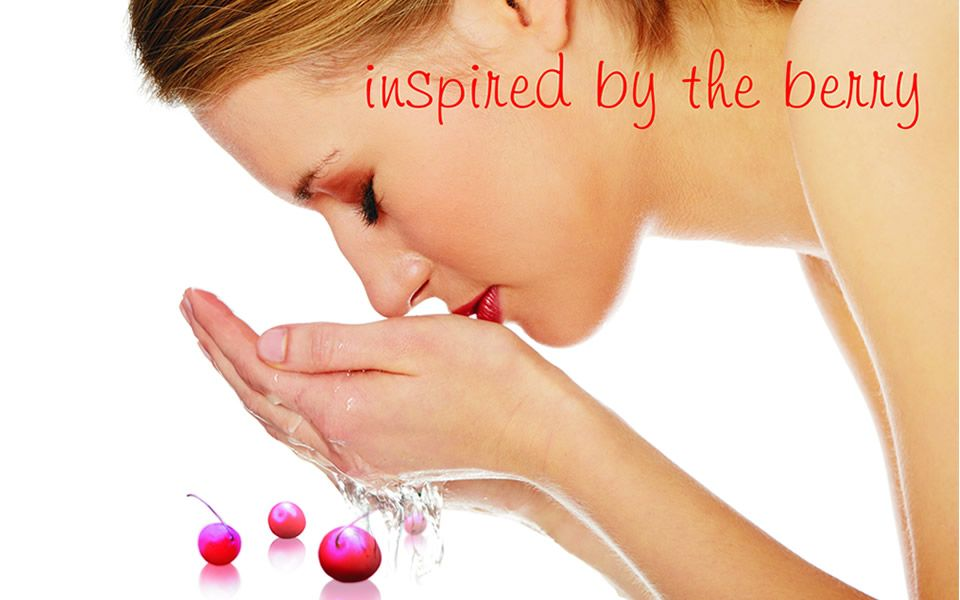 Inspired by the berry! Best facial wash, Hypoallergenic