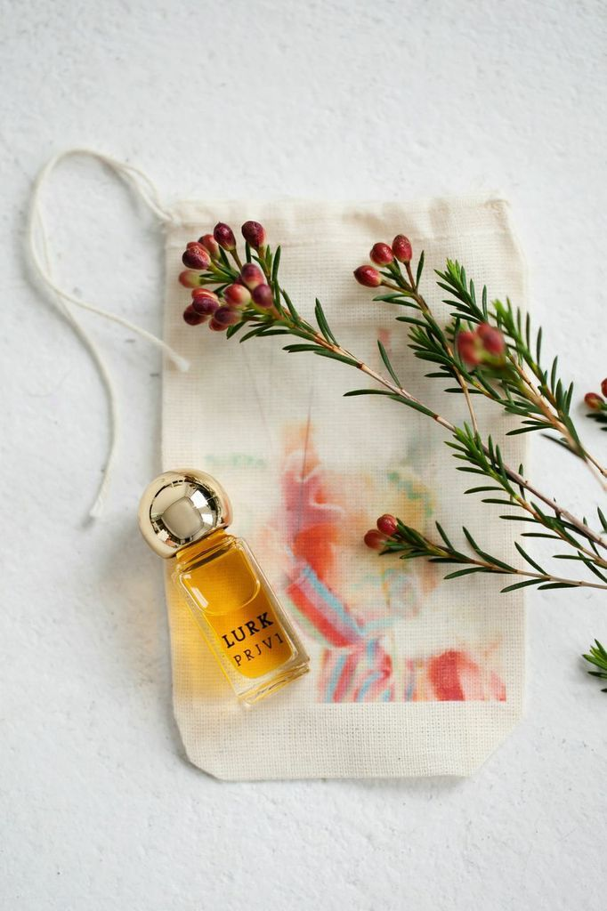 LURK PRJ V1 - Jasmine, Rose and Petitgrain Perfume Oil, via Love Crate