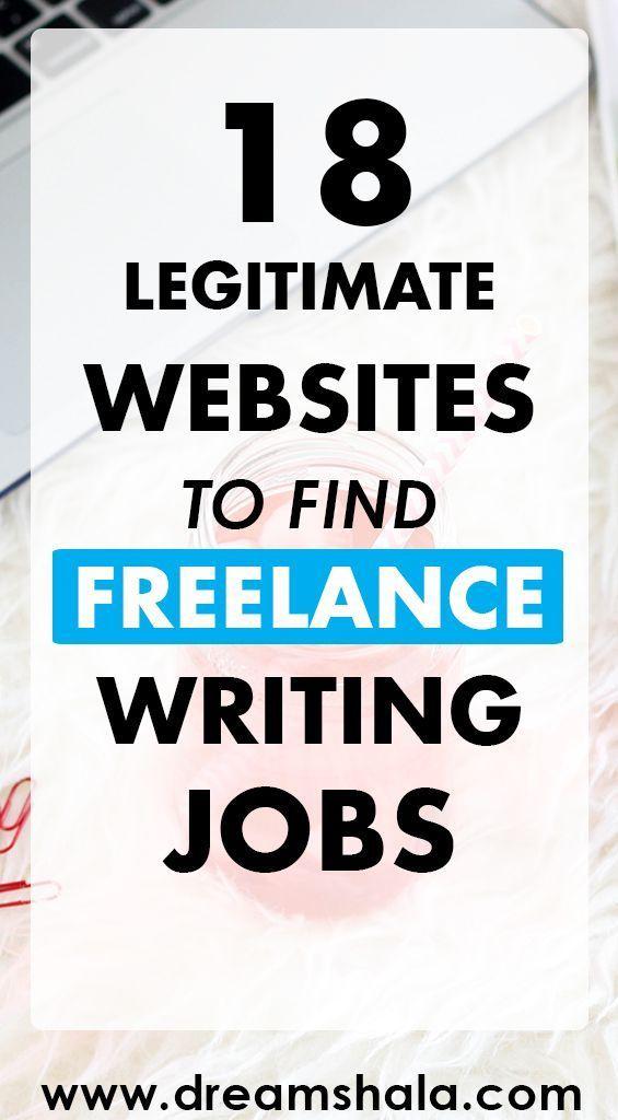 51 Legit Websites That Pay Writers - $100+ Per Article - Dreamshala