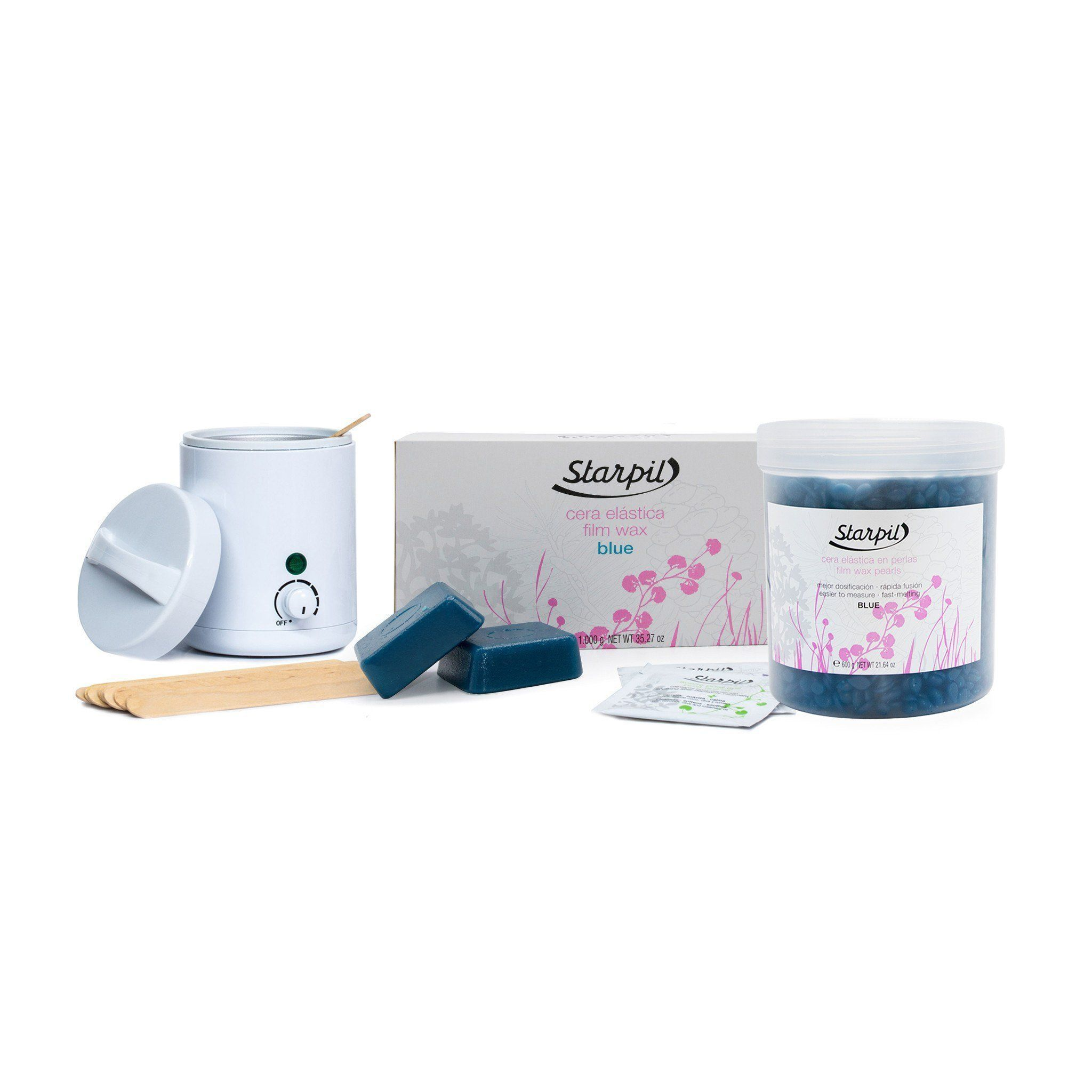 Facial Waxing Kit (Hard Wax) Waxing kit, Facial waxing