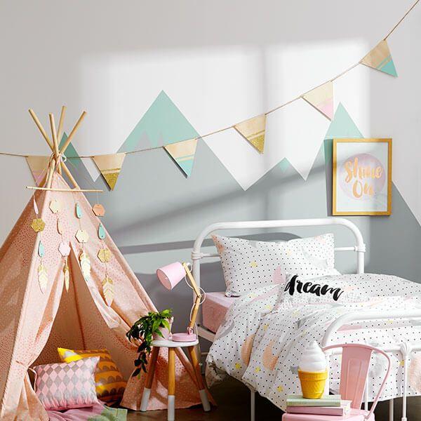 Shine on\' Bedroom| Kmart Style | Kmart Australia style | Pinterest ...