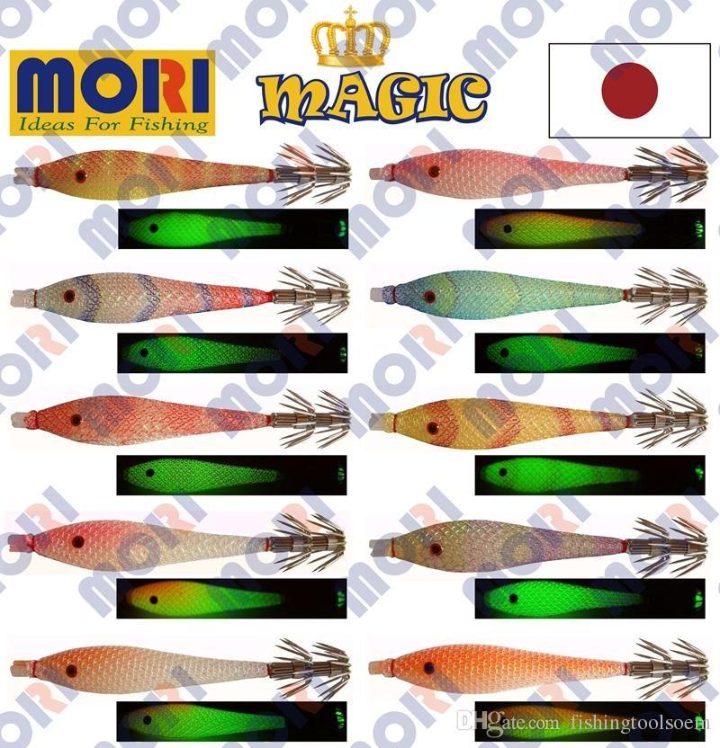2 Sets 5 Hooks Glow Squid Catchers Rig Squid Slayer
