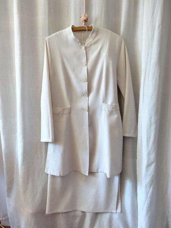 Ensemble style indou veste et jupe longue coton par MesOdalisques