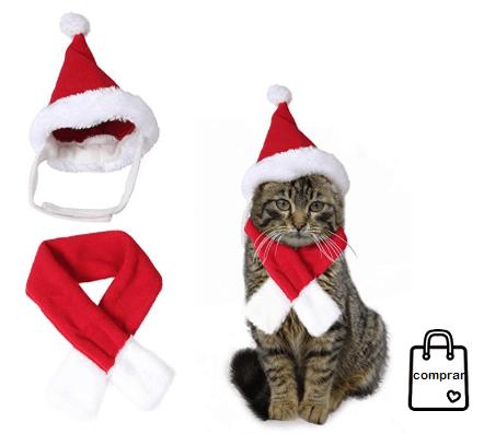 DISFRAZ NAVIIIDAD MASCOTA Disfraces navideños para perros y gatos  navidad   disfraces  feliznavidad   cc5690d8b48