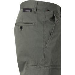 Photo of Pantaloni da uomo Strellson Cargo, vestibilità slim, cotone, verde kaki Strellson