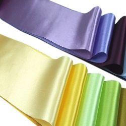 Satin Tischband - Adria, 11 cm Breite in 22 Farben Bild 1