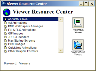 AOL Viewer Resource Center ScreenShot