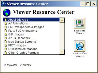 AOL Viewer Resource Center ScreenShot