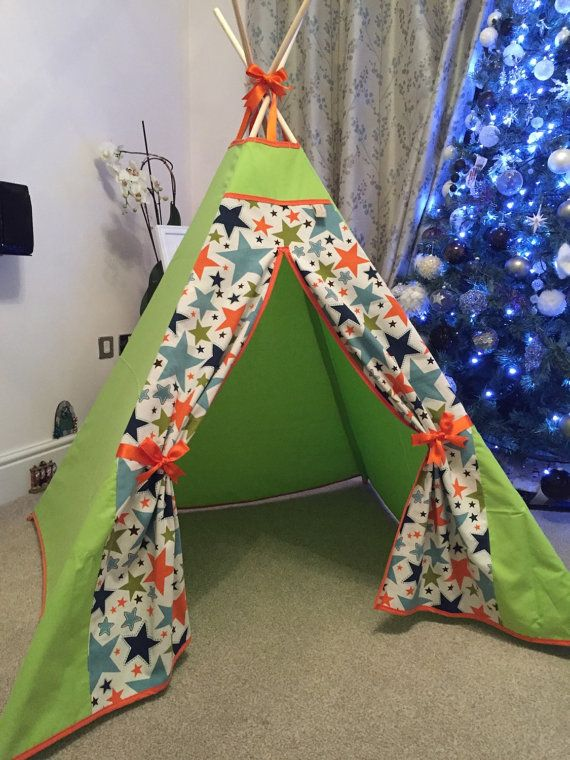 2017 deivery Bespoke Handmade Childrens Teepee Tent wigwam child kids role play tent tipi boys custom & 2017 deivery Bespoke Handmade Childrens Teepee Tent wigwam child ...