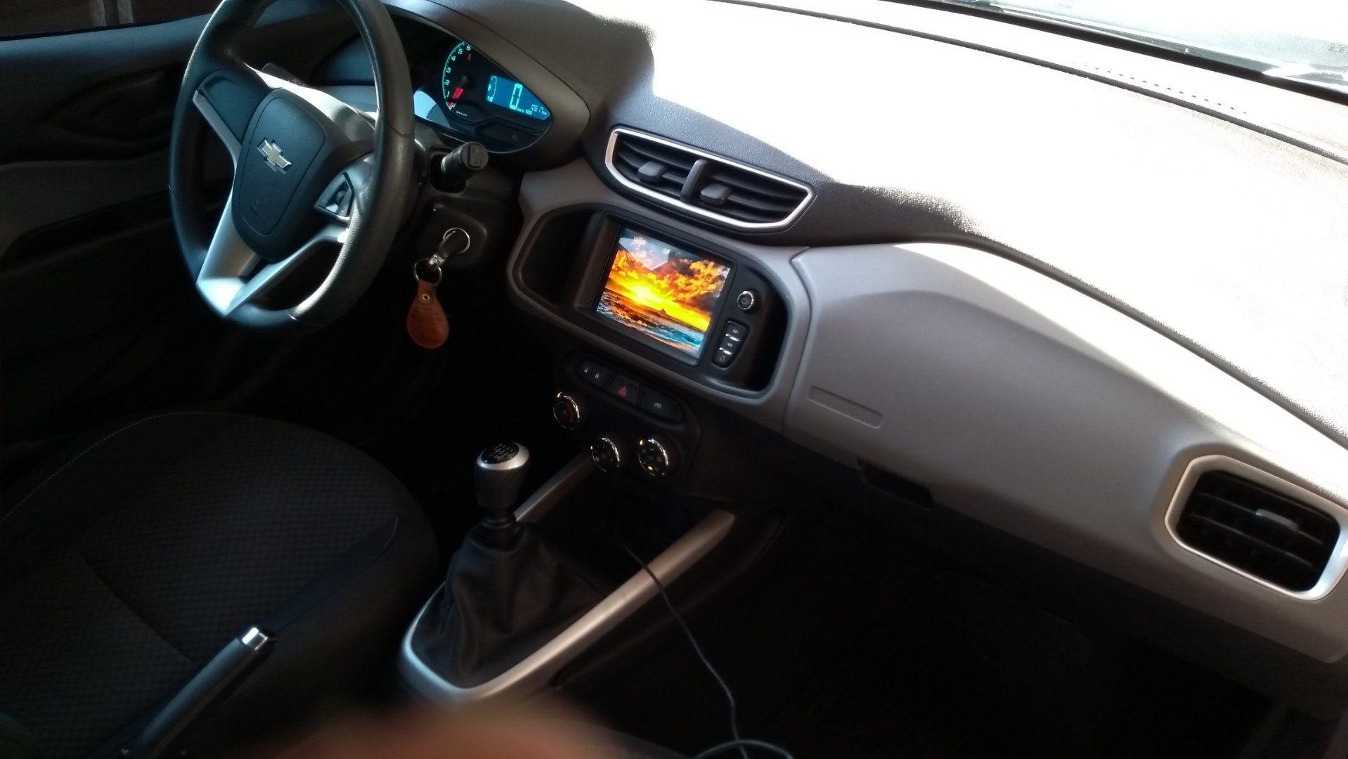 Onix Lt 1 0 Impecavel Carros Chevrolet Direcao Eletrica Garagem