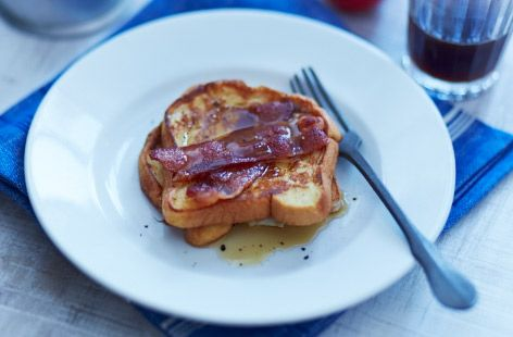 Enjoy the perfect dessert with this delicious recipe for American style French toast. Find this recipe and hundreds of other desserts at Tesco Real Food today!