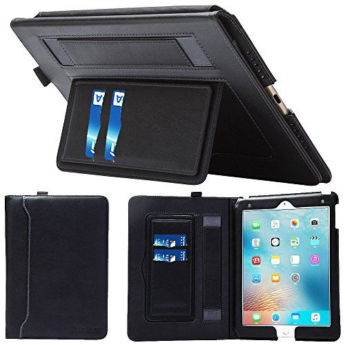 Ipad Pro 9.7 Case With Pencil Holder Inspiration Ipad Pro 97 Case Ipad Pro 97 Inch Casejumtent Leather Stand Decorating Inspiration