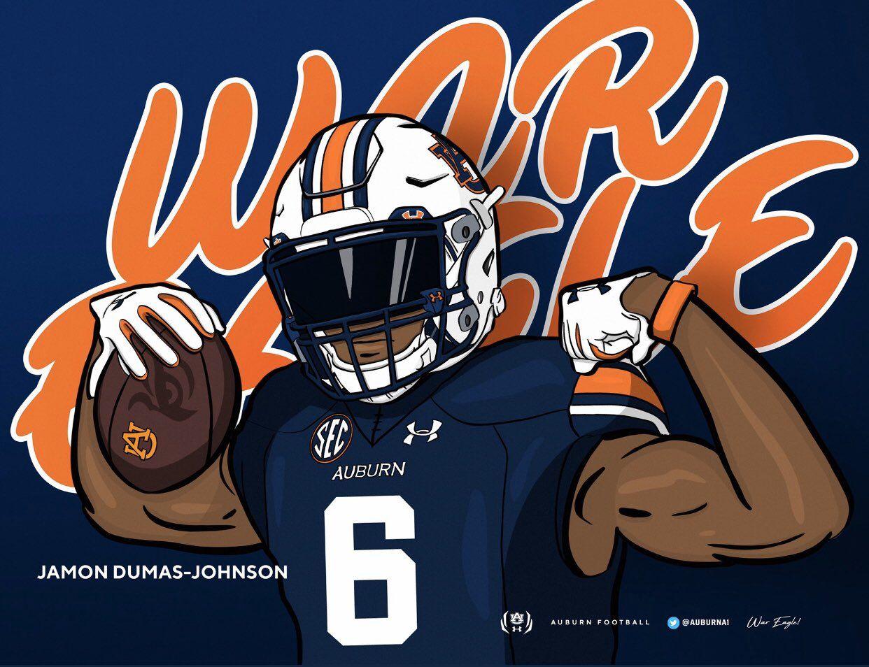 Auburn In 2020 Sports Graphic Design Football Art Art Inspiration