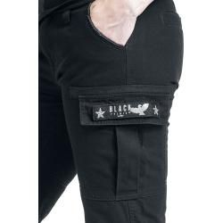 Photo of Black Premium by Emp Pantaloni cargo vintage dell'esercito Black Premium by Emp