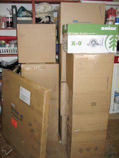 Packing and shipping artwork (woes and delights of a gallery assistant)