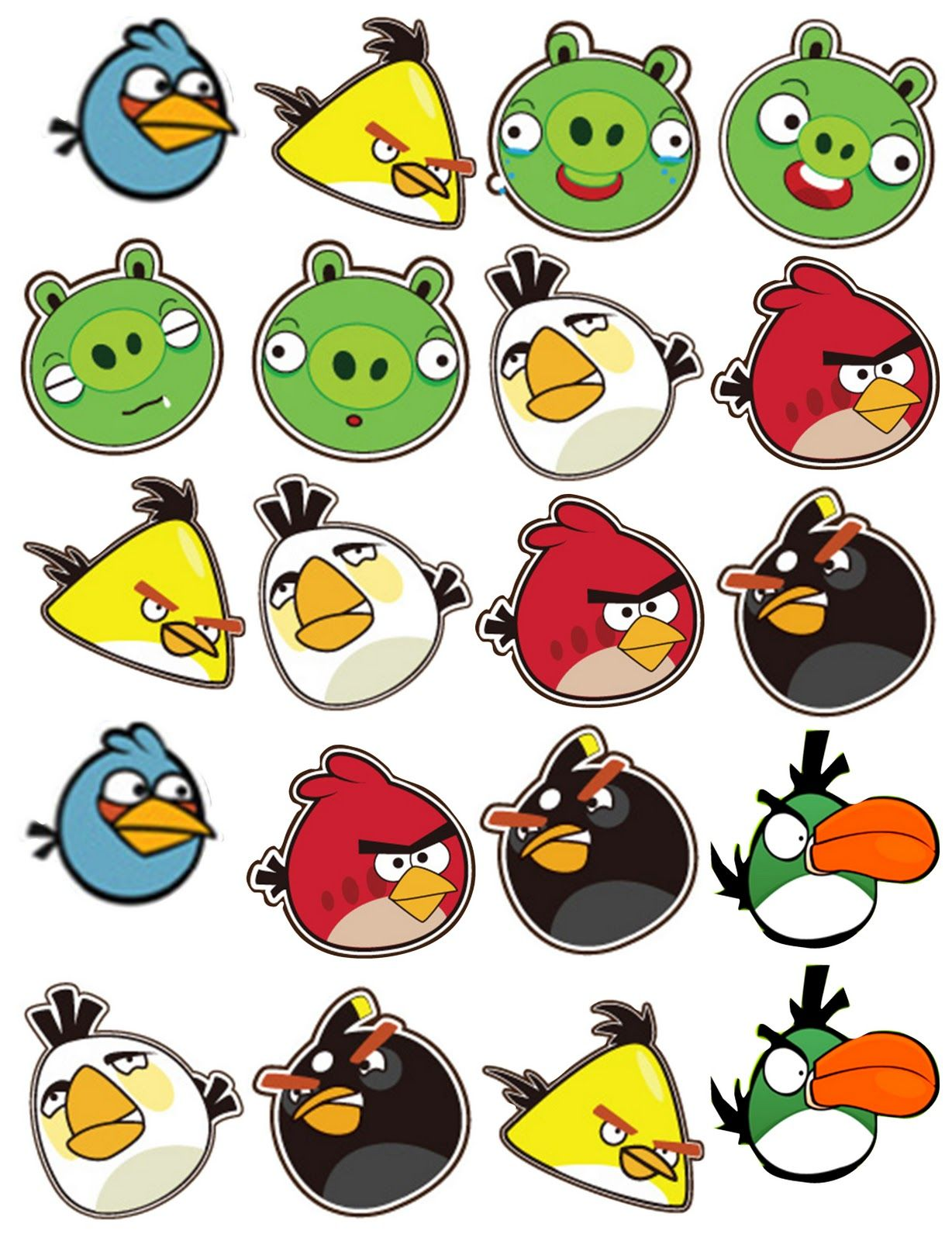 Angry Birds Images