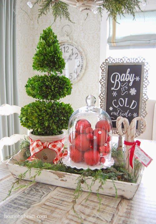 Home by Heidi Christmas Blog Round Robin I love the toporarey MF