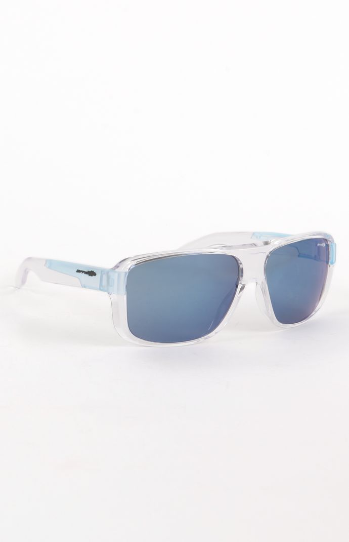 Special Offers Available Click Image Above: Mens Arnette Sunglasses - Arnette Glory Daze Clear Sunglasses