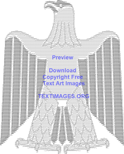Symbol America American Stripes Flag Bird Eagle Ascii Art Symbols Text Image