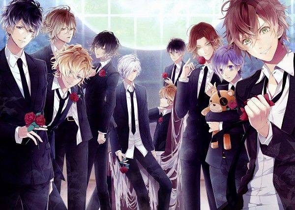 Diabolik Lovers X Reader ~Seven minutes in Heaven or Hell~ - Prologue