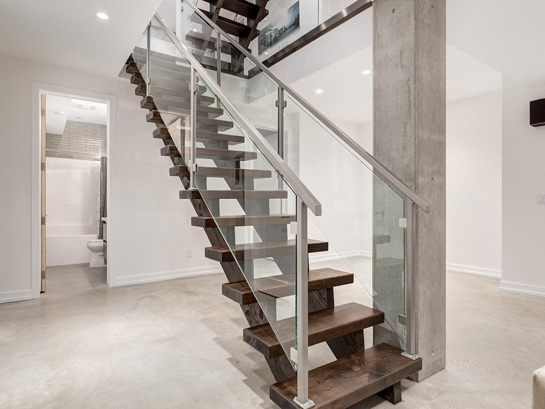 Best Stairs 33Rd Avenue Calgary Architecture Design 400 x 300