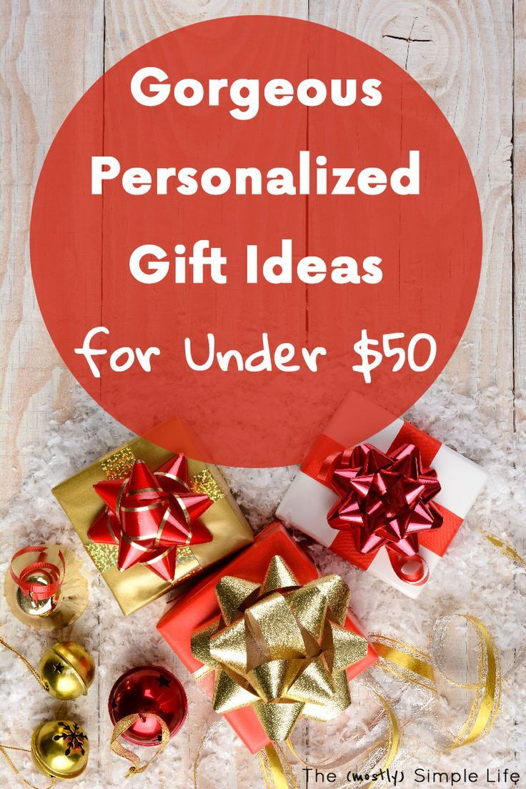 Christmas gift ideas for mom under 50