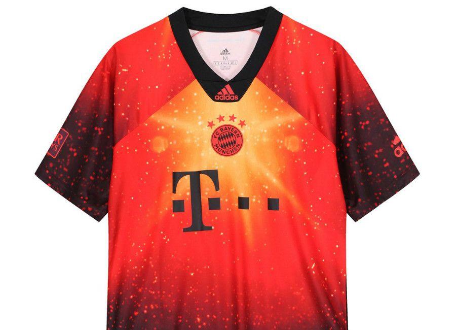 Bayern Munich X Adidas X Fifa 19 Digital Fourth Kit