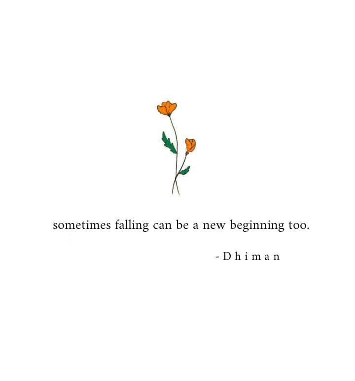 "D h i m a n auf Instagram: ""Manchmal kann auch ein neuer Anfang sein ... // 02 ...  #anfang #instagram #manchmal #neuer"