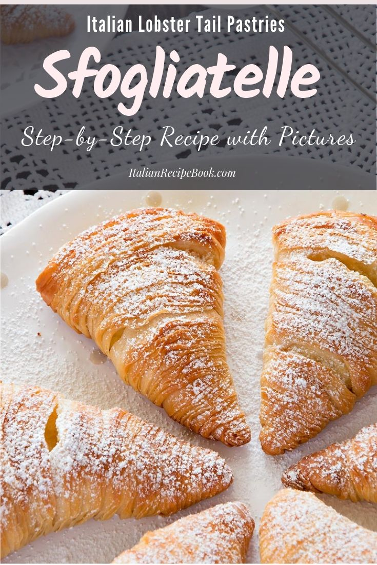 Photo of Sfogliatelle {Authentic Recipe Step By Step} – Italian Recipe Book