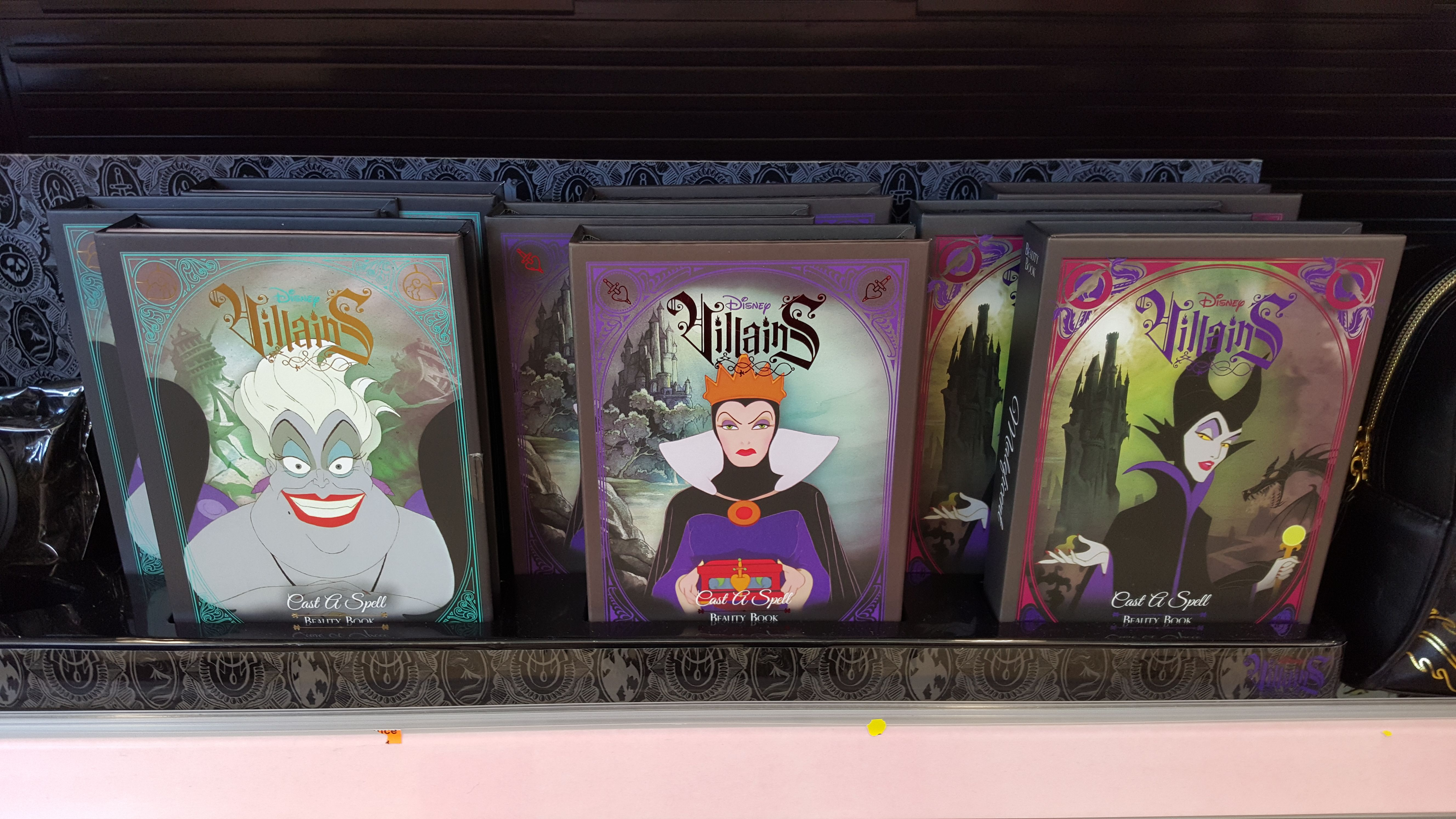 New Disney Villains Makeup Collection Hits The Shelves at