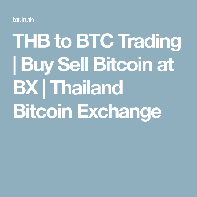 Since this is not a crypto trading website, Coins.co.th does not have the  usual candlesticks and pie charts you can use to purchase BTC with the use  of THB.