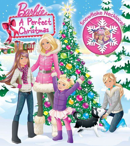 Barbie: A Perfect Christmas (BOOK AND JEWELRY) * Read more reviews of the product by visiting ...