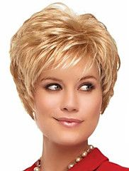Europe And The United States Hot Lady Short Blond Hair – GBP £ 21.98