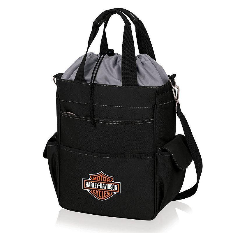Picnic Time Activo Harley-Davidson Insulated Tote, Black