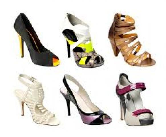 Women shoes, Heels