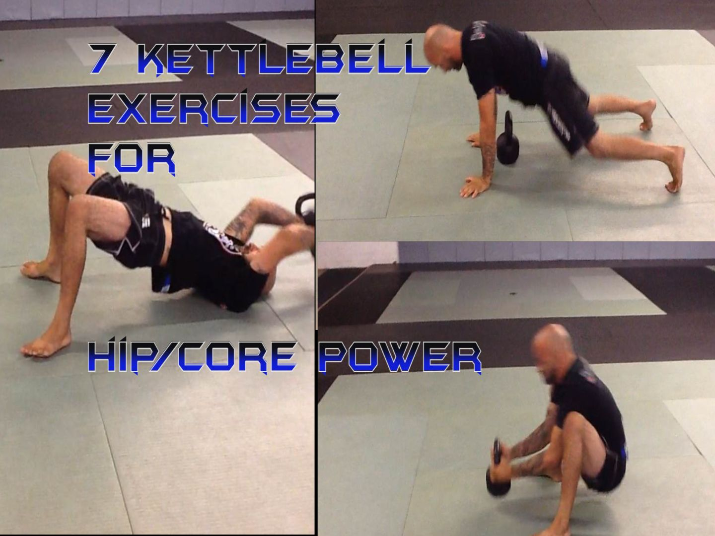 7 BJJ/MMA Specific Kettlebell Exercises For core/hip strength I've seen quite a few articles out there on this topic. But I'm not seeing anything new. Swings, snatches and cleans are about the only...