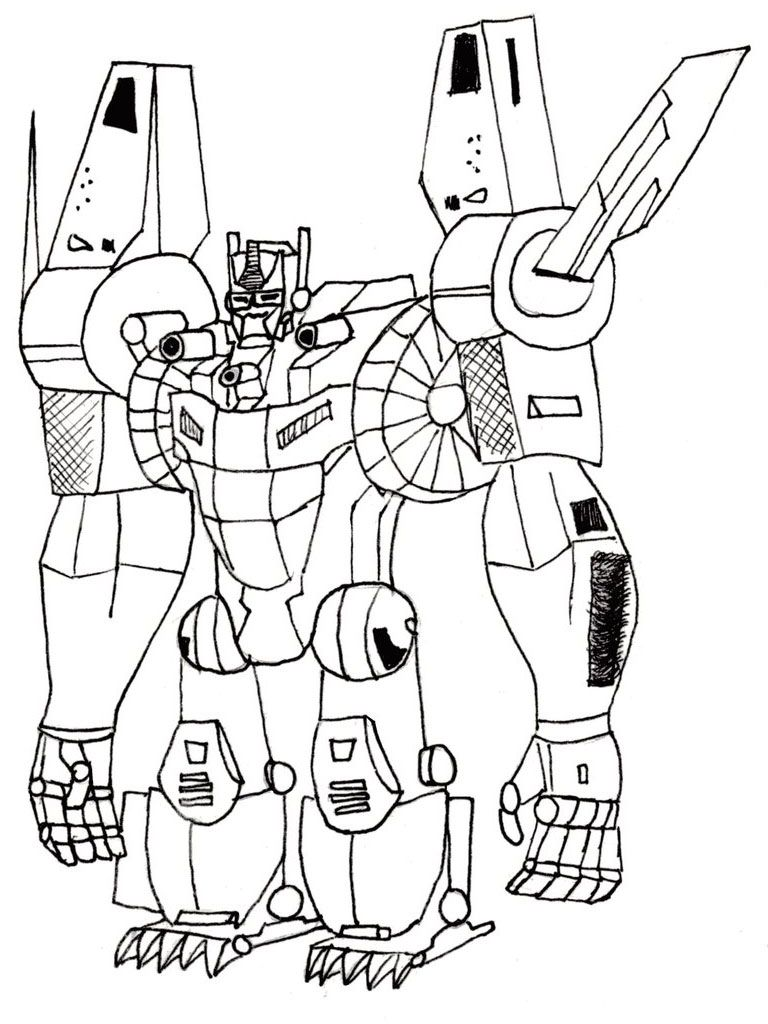 photo relating to Transformers Printable Coloring Pages called Amazing Transformers Coloring Internet pages For Children Printable