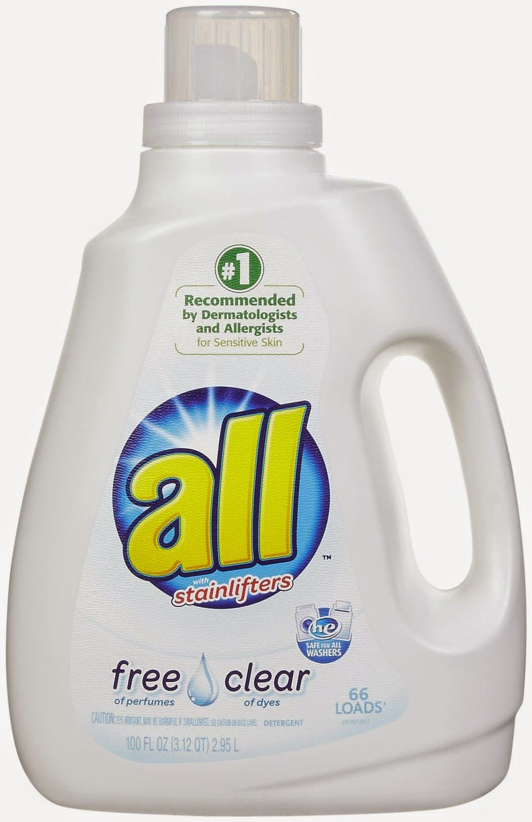 New Coupon Save 1 00 1 All Laundry Detergent With Images Laundry Detergent Laundry Liquid Baby Laundry Detergent