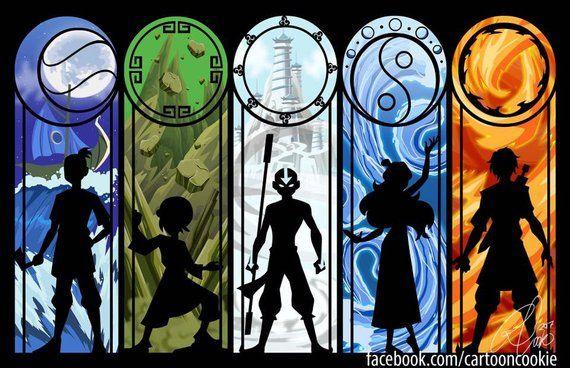 Avatar Design #avatarthelastairbender