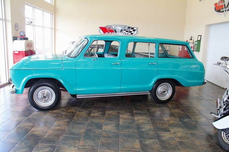 This 1972 Chevrolet Suburban is listed on Carsforsale com for