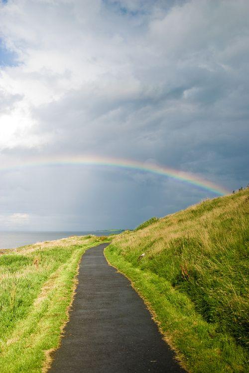 like to walk here