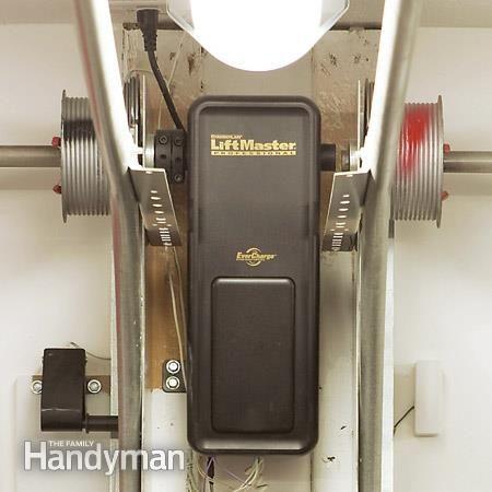Dream Garage Double Decker Car Storage Garage Door Opener Door