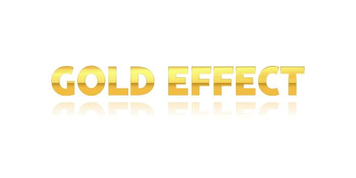 Illustratorを使いテキストを金文字に加工するチュートリアルです カジュアル感と高級感のバランスが良いので 様々なシーンで使えます 完成イメージ 1 テキストを用意する テキストを用意し アウトライン化 オブジェクト 複合パス より複合パスを作成