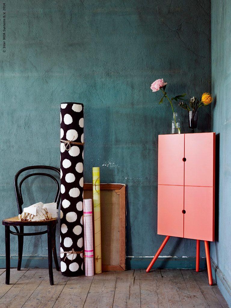 Ikea_ekolsund_inspiration_2 Id Es Pour La Maison Pinterest  # Meuble D'Angle Ikea Rose