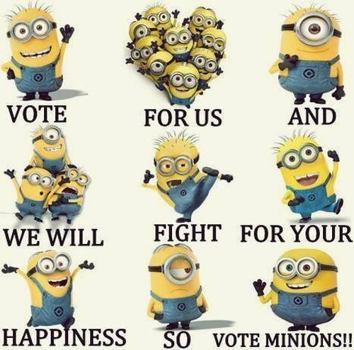 Best New Minion Pics Of The Week
