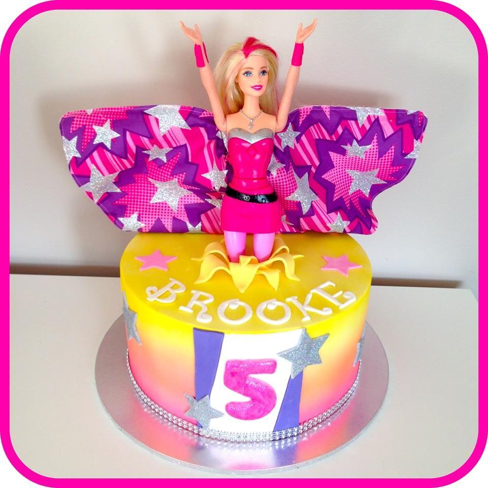 TOO NICE TO SLICE Birthday parties, Barbie, Super powers