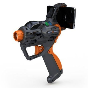 Amazon com: HEX3 AppTag Laser Blaster for iPhone, iPod Touch